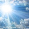 В горячих объятиях солнца