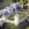 Средневековый замок Англии