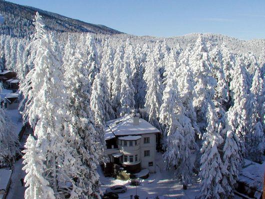 Боровец горнолыжный курорт Болгарии