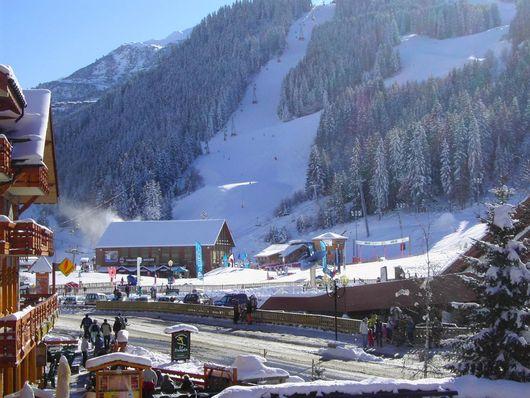 Мерибель – горнолыжный курорт Франции
