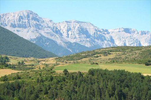 Испанские Пиренеи