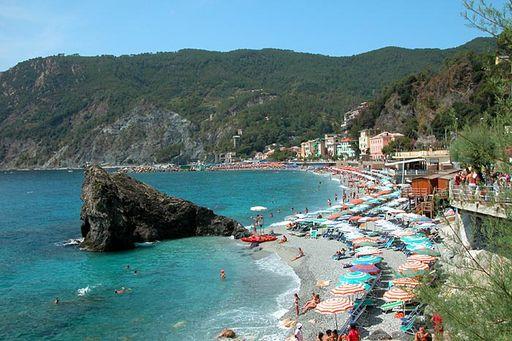 Солнечные пляжи Италии