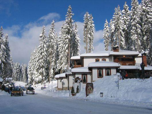 Пампорово, горнолыжный курорт Болгарии