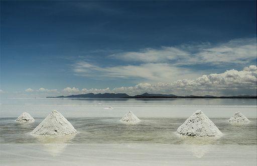 Соляное озеро, Болгария