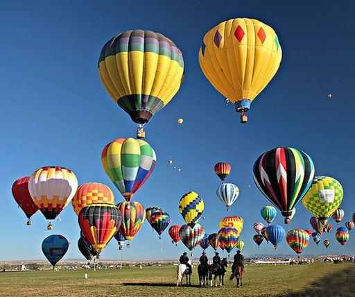 Полеты на воздушном шаре_2
