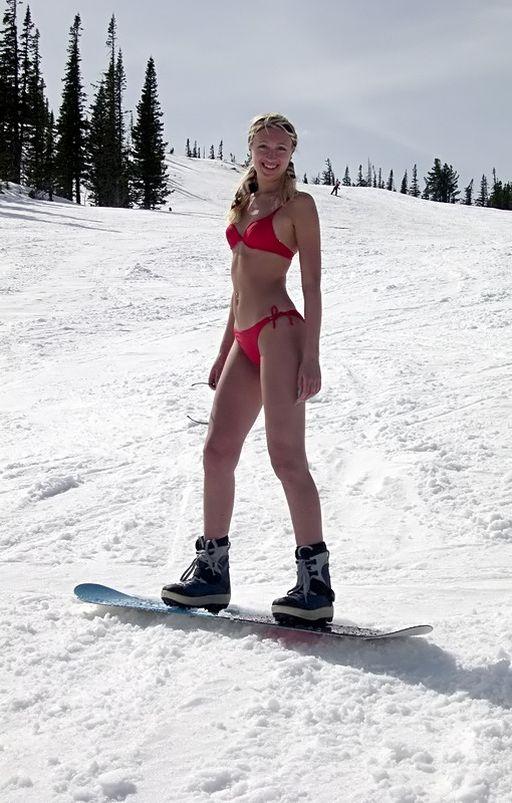Женский сноуборд