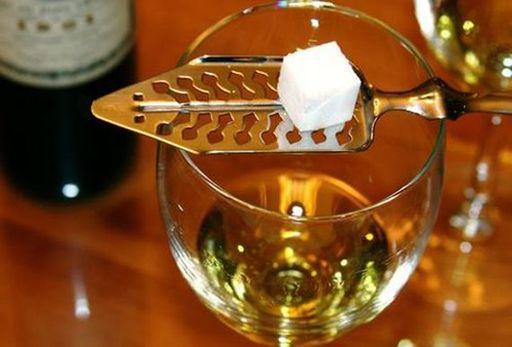 Абсент как пить в домашних условиях