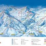 Карта альпийской арены