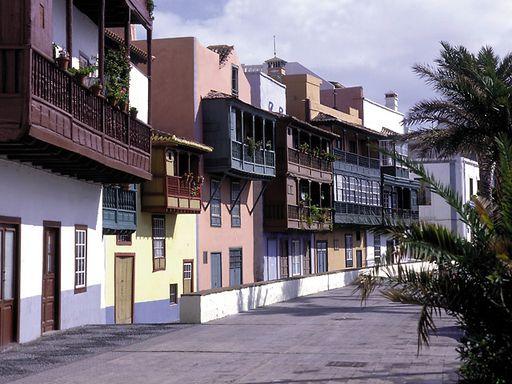 Ла Пальма_Санта Крус