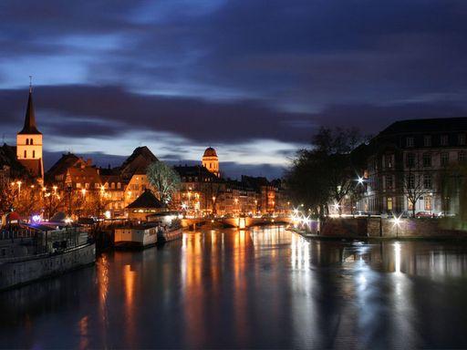 Страсбург_Вид на реку