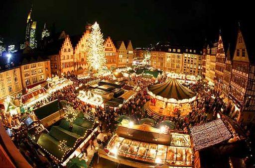 Страсбург_Рождественская ярмарка_1