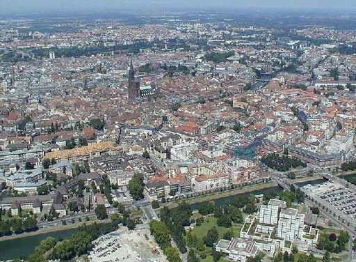 Страсбург_Центр города