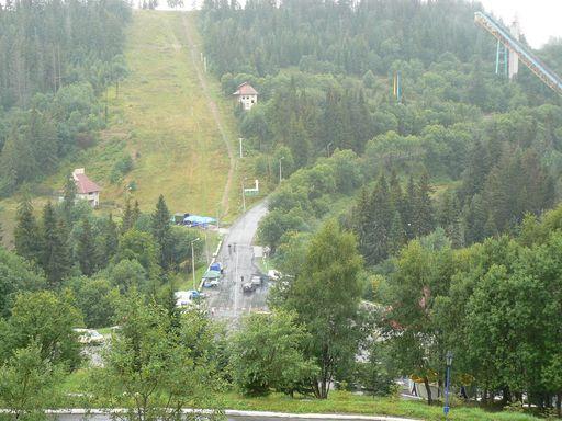 Тысовец_Летний чемпионат Украины по биатлону