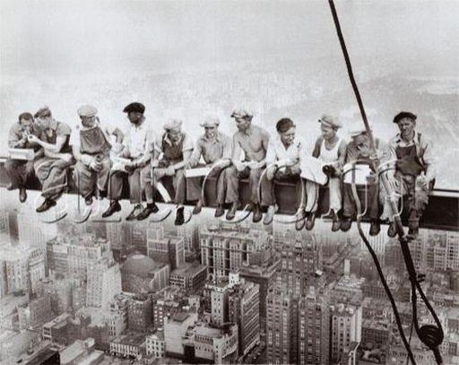 Нью-Йорк в начале ХХ века