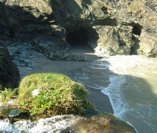 Пещера Мерлина