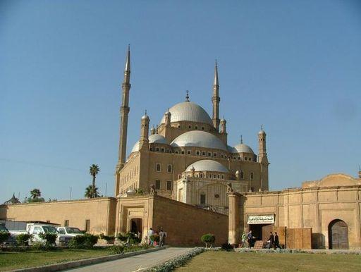 Старый Каир - окраинный район столицы