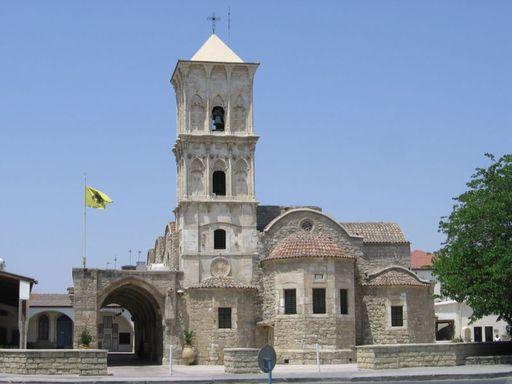 Храм во имя святого Лазаря в Ларнаке