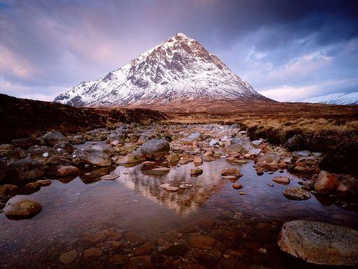 Buachaille Etive Mor, Шотландия
