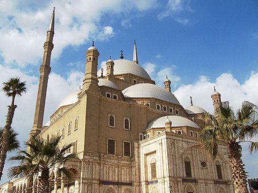 Башня Мохамеда-Али