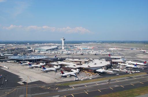 Аэропорт им. Дж.Ф.Кеннеди (JFK)