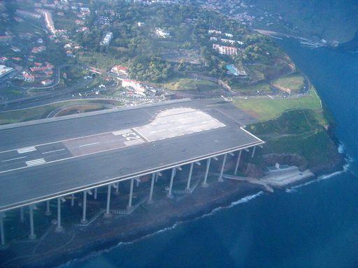 Аэропорт Фюнчаль (FNC) - Мадейра, Португалия