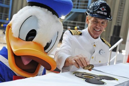 Капитан Дональд