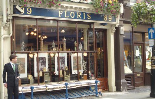 Магазин «Floris» на Jermyn Street