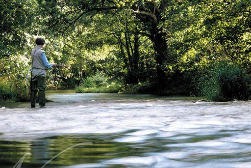 Для любителей спортивной рыбалки