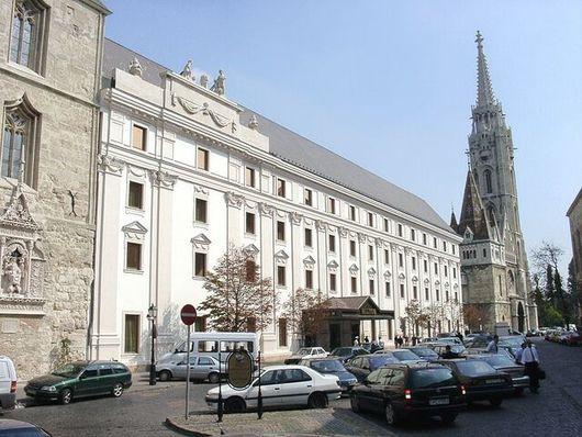 "Отель ""Hilton"", Будапешт"