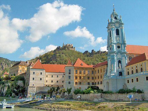 Церковь в Дюрнштайне
