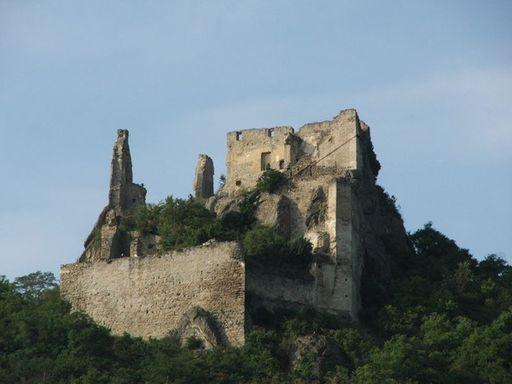 Руины крепости Кюнрингербург