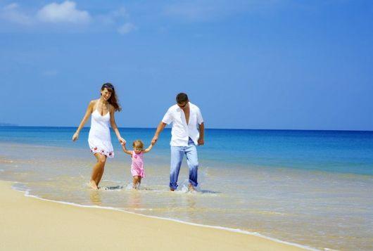 Семейный отдых