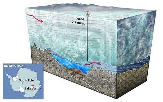 Что из себя представляет Антарктида