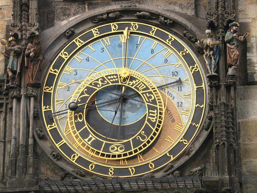Астрономические часы (Staromestske radnice)