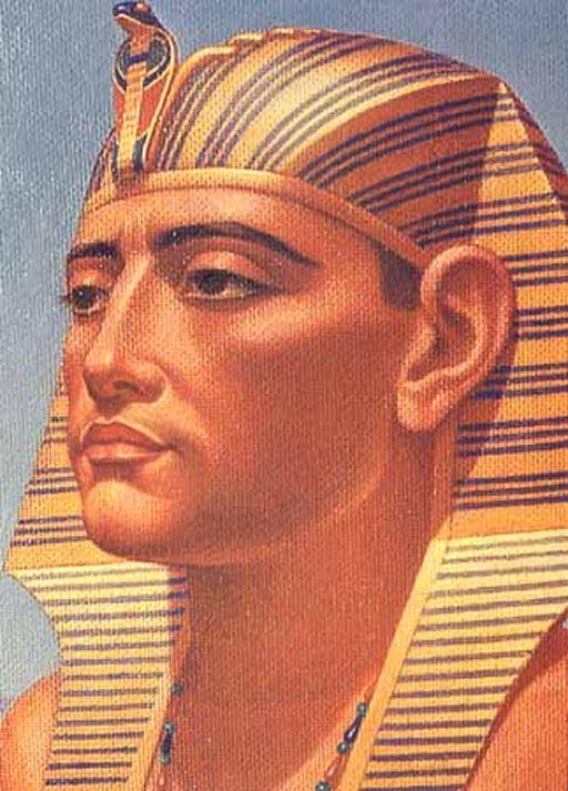 Фараон Аменхотеп III отец Эхнатона