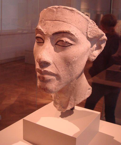 Фараон Аменхотеп IV  Эхнатон