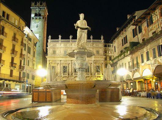 Верона - город любви