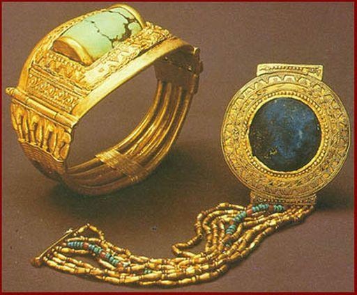 Кольцо из гробницы Тутанхамона