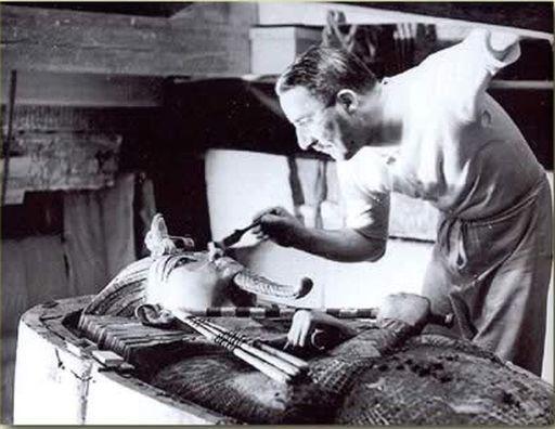 Говард Картер и фараон