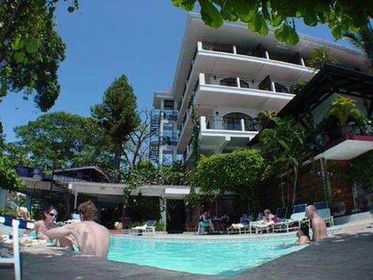 Отель «La Mariposa», Коста-Рика