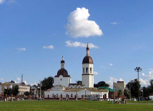 Канск, Свято-Троицкий собор
