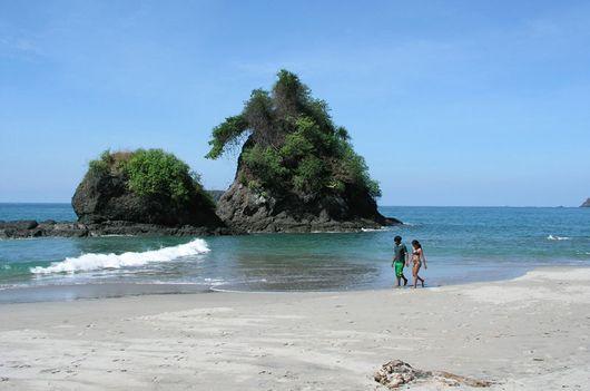 Коста-Рика. Национальный парк Мануэль-Антонио