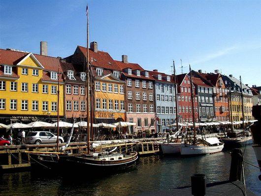 Эрёскебинг, Дания