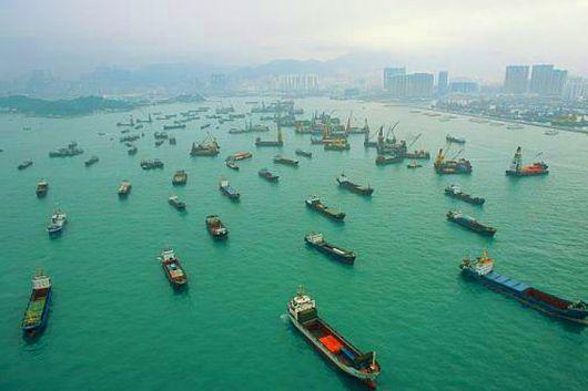 Порт Виктория, Гонконг