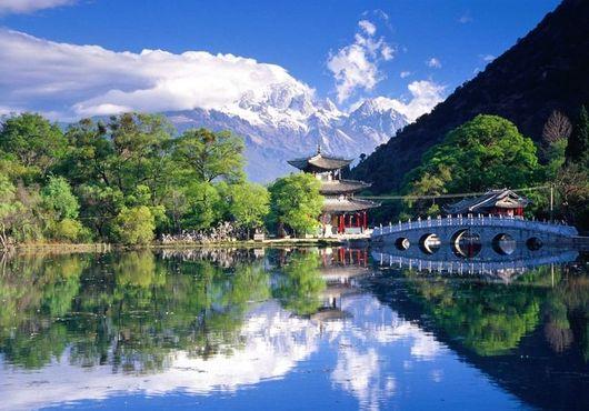 Сад Сучжоу, Китай