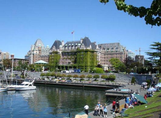 Остров Ванкувер, Канада