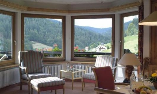 Отель «Traube Tonbach»