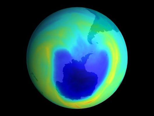 Озон и хладоны