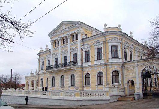 Пермь, Дом Мешкова
