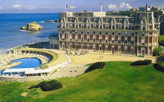 Биарриц, Hotel du Palais